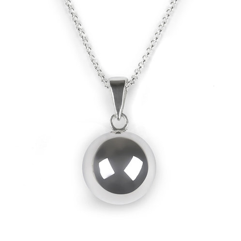 Mayan Chiming Ball Necklace