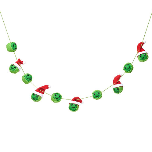Christmas Sprout Garland