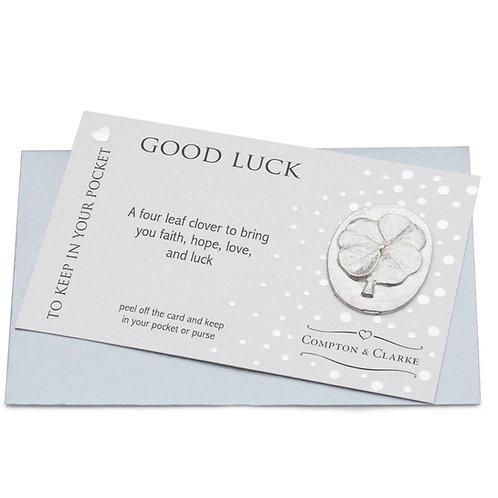 Good Luck Pocket Charm