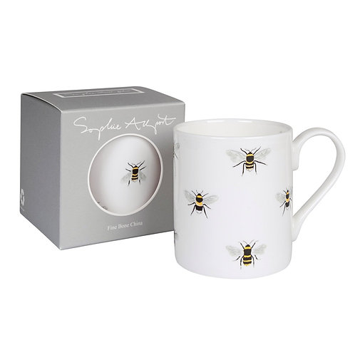 Sophie Alport Bee Multi Print Mug