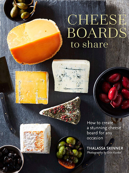 Cheese Boards To Share Book