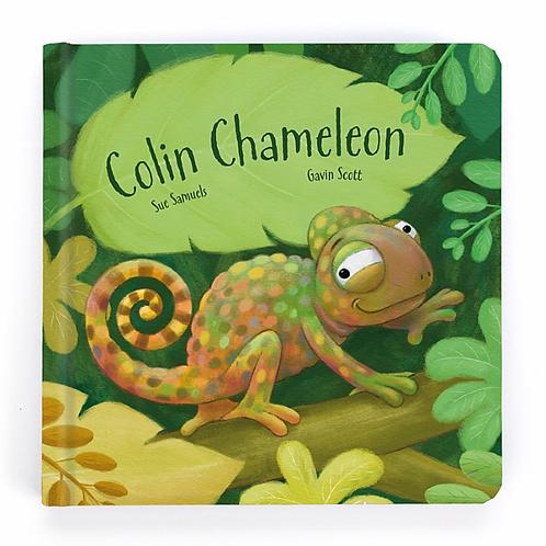 Colin The Chamelion Book