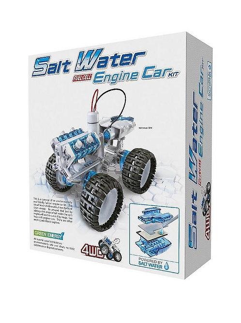 Salt Water 4 x 4 Engine