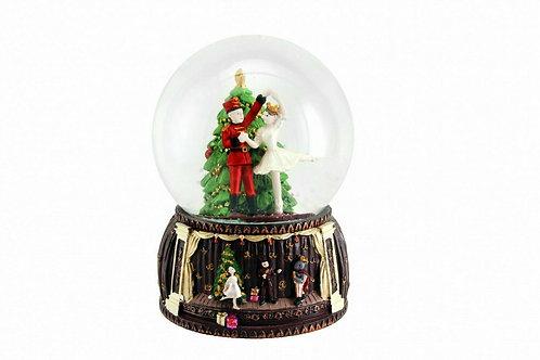 The Nutcracker Snow Globe Large
