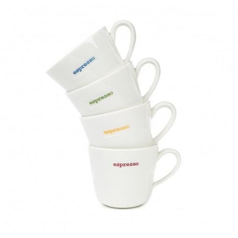 Keith Brymer Jones Espresso Set Of 4