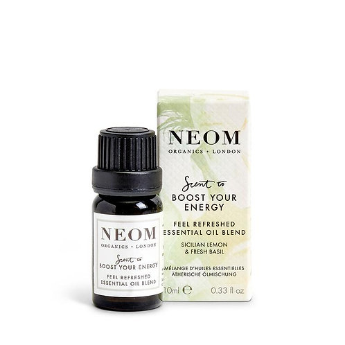 NEOM Essential Oil Scent To Boost Your Energy