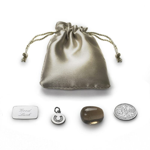 Good Luck Charm Pouch