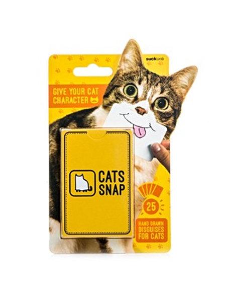 Cat Snap Photo Cards