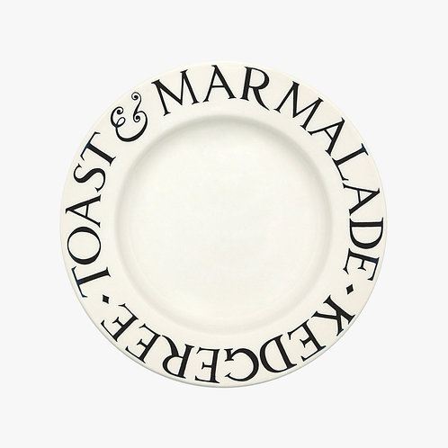 Emma Bridgewater Black Toast Plate