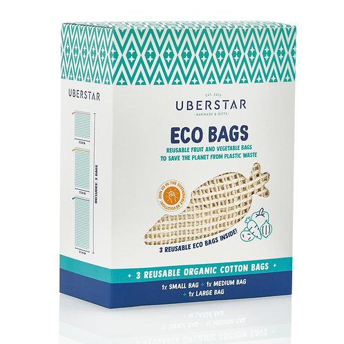 Organic Fruit And Veg Eco Bag