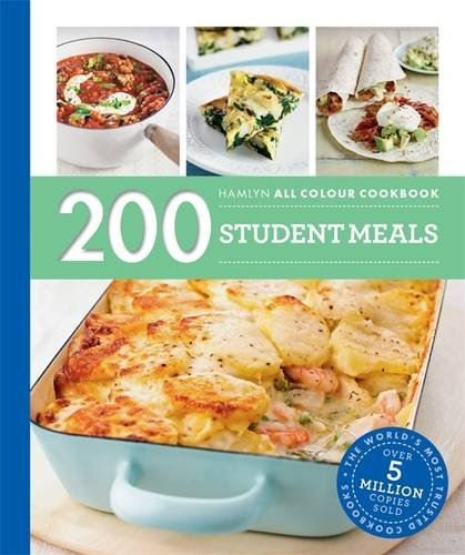 200 Student Meals Cookbook