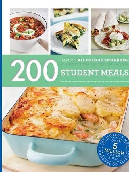 200 Student Meals Cookbook