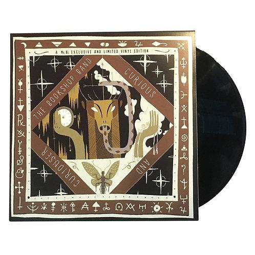 Curious and Curiouser Ltd ed. vinyl