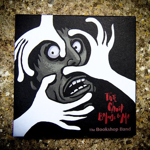 That Ghost Belongs To Me CD