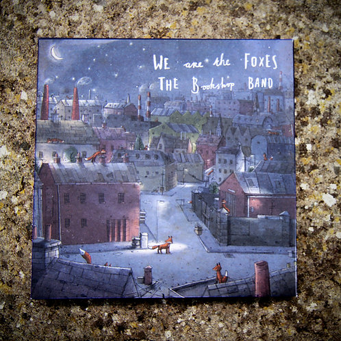 We Are The Foxes CD