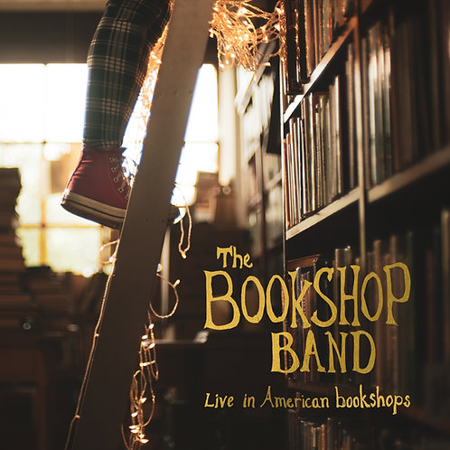 LIVE in American Bookshops CD