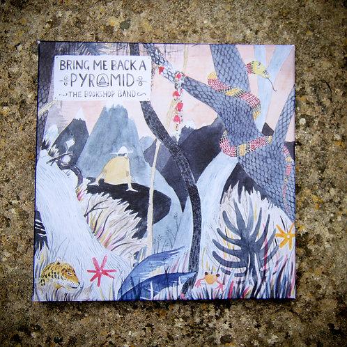 Bring Me Back A Pyramid CD