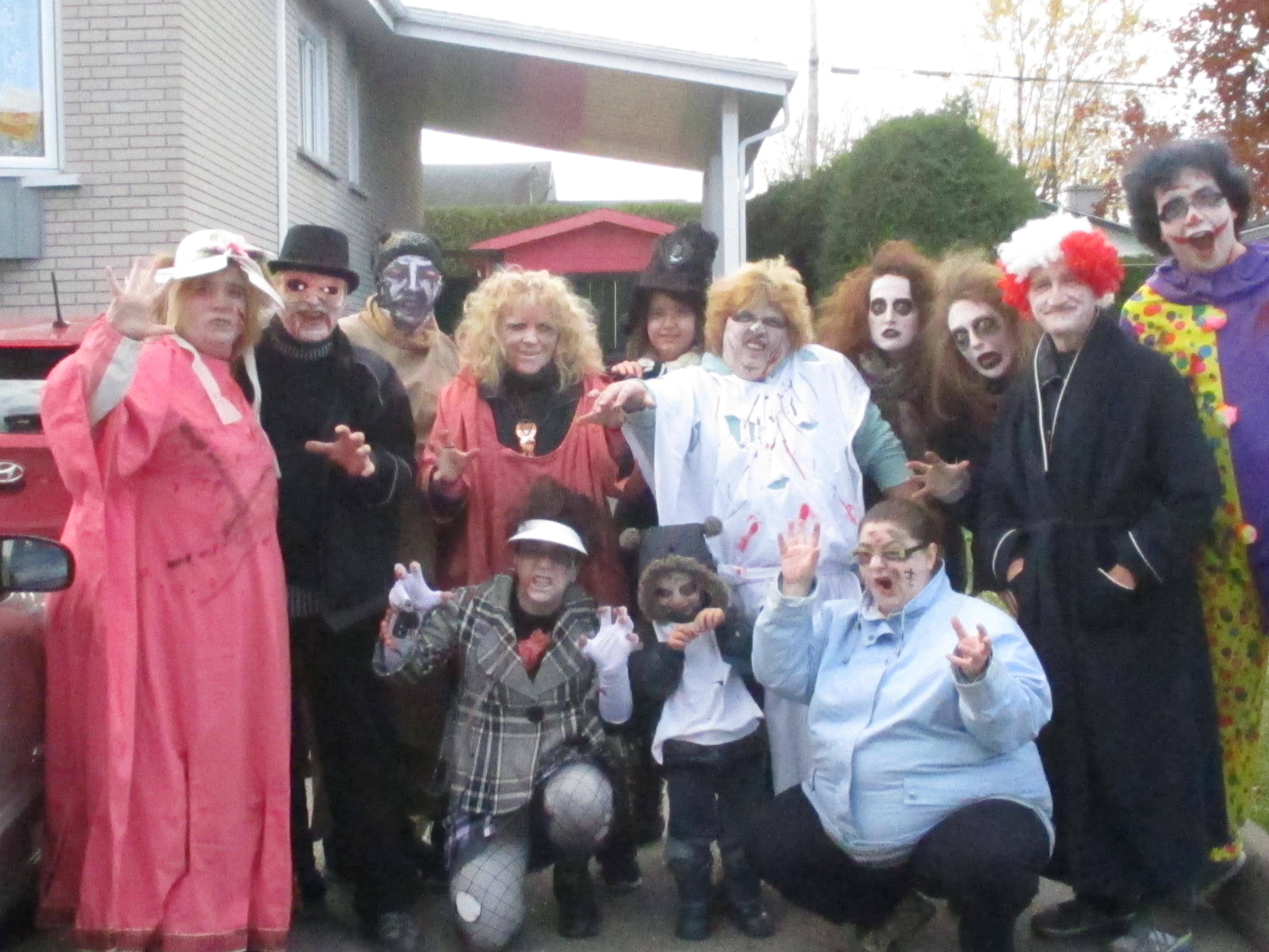 Halloween austérité 2014