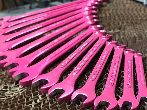 Custom Coated 14 Piece Wrench Set