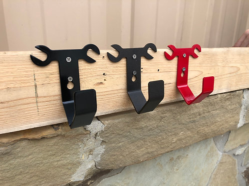 Garage Themed Hooks