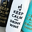 "Thumbnail: 17oz ""Keep Calm and Drink Wine"" Rtic Bottle"