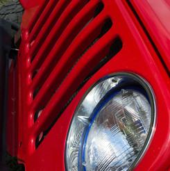 TJ Headlight Rings