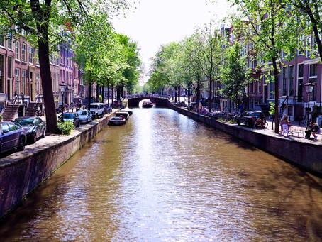 アムステルダム(オランダ)🇳🇱