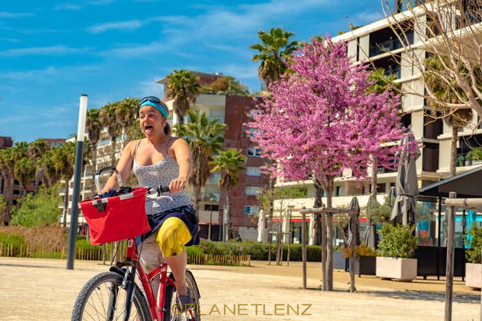 Montpellier Springtime Riding