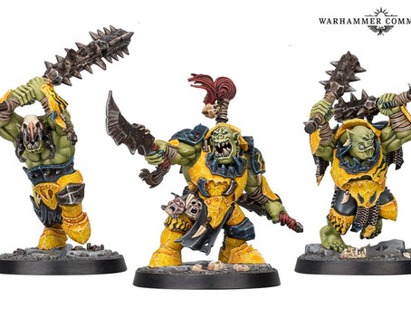 Warband Review: Morgok's Krushas