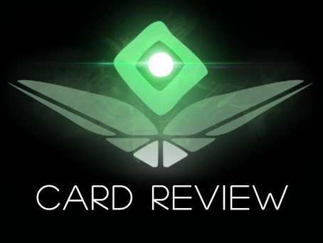 Card Review - Beastgrave Wave Four Universals