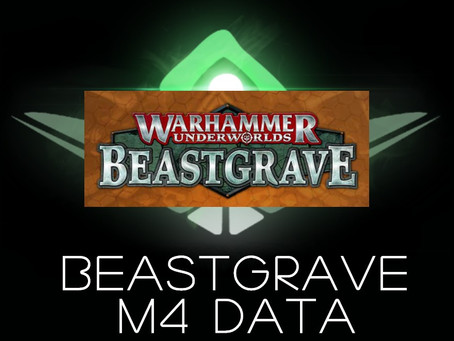 Beastgrave M5 Data Final Results