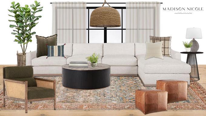A Shoppable Living Room