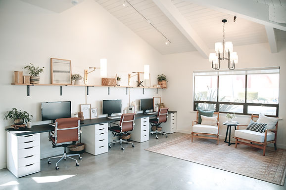 The new office reveal