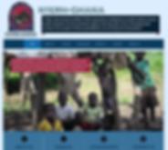 NTERM GHANA Website Design
