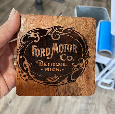 Ford Motor Company SVG
