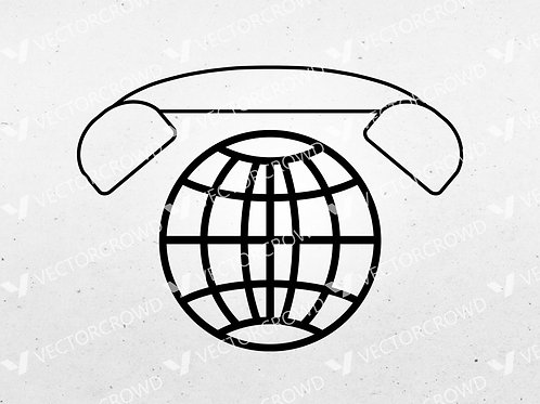 USCG Information Systems Technician IT, Coast Guard Rating Badge | SVG Cut File