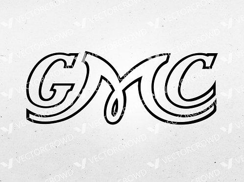 Vintage GMC Logo | SVG Cut File