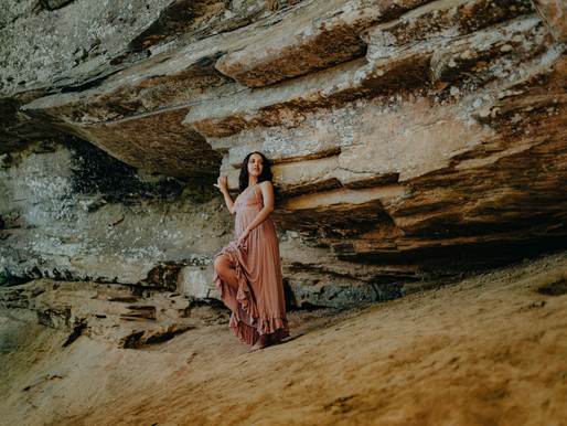 Krystin's Adventure in Raven Rock State Park
