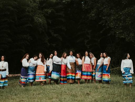 Modern Matriarchs: The Curl Renaissance of Southeast Natives