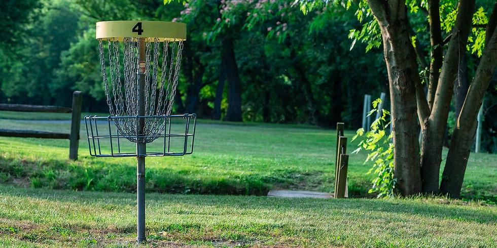 Frisbee-golf med OTS