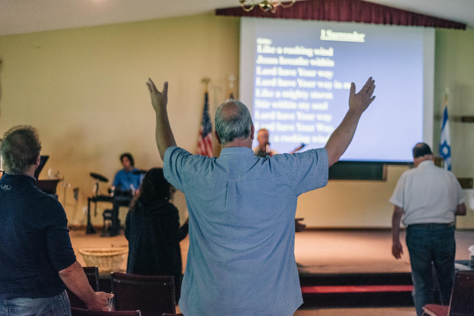 Congregation Worship