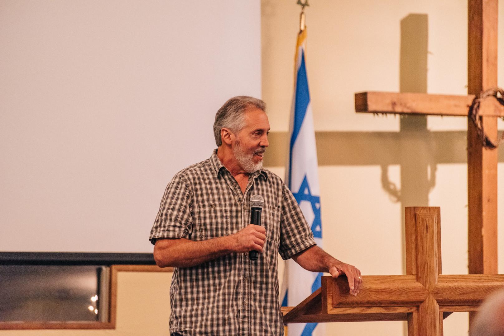 Assistant Pastor Tom Collucci