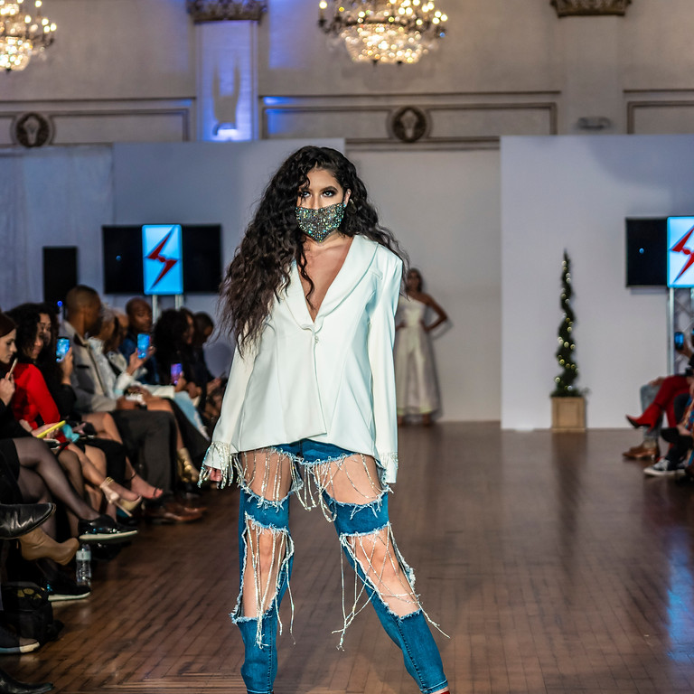 Glamour and Style LA Fashion Week Spring Edition
