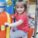 Arcade rides merry-go-round