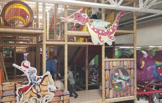 Play Structure - 6