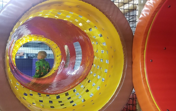 Play Structure - 4