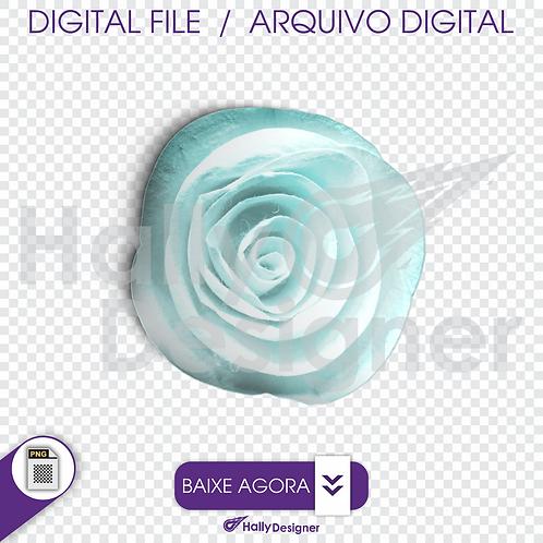 Arquivo Digital PNG - Festa Balão - Rosa