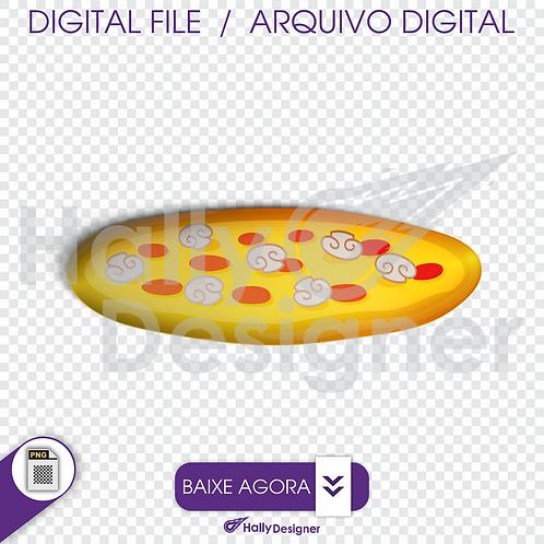 Arquivo Digital PNG - Festa Pizza - Pizza