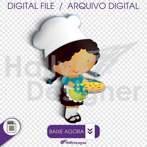 Arquivo Digital PNG - Festa Pizza -  Pizzaiola