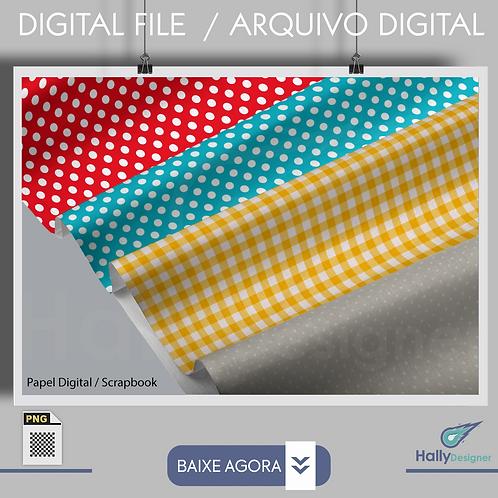 Papel Digital - vintage 2